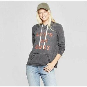 Grayson Threads Let's Get Cozy Hoodie Sweatshirt M